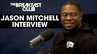 Jason Mitchell Talks His Breakout Role In