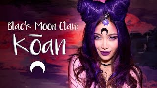 ☾ Sailor Moon: Kōan ✧ Black Moon Clan Collab