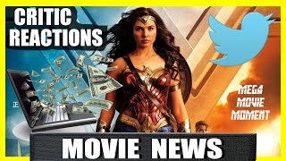 Wonder Woman Critic Early Reactions | Mega Movie Moment