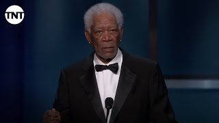 Morgan Freeman Roasts Denzel Washington | AFI 2019 | TNT
