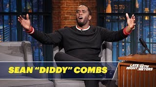 "Sean ""Diddy"" Combs Encourages Trash-Talking on The Four: Battle for Stardom"