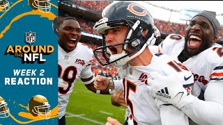 Week 2 Postgame Reaction Show Part 1 | Around the NFL