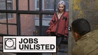 How To Be A Photographer for Yeezy and Amina Blue: Jobs Unlisted with Speedy Morman
