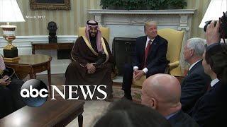 CIA says the Saudi Crown Prince ordered the murder of Washington Post columnist: Reports