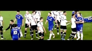Dirty Side  Chelsea vs Tottenham 2016   Fights and Fouls   02 05 2016 HD