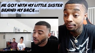 Mcqueens In His Feelings Because I Did A Video With His Sister...