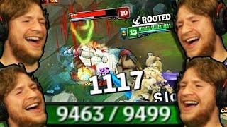 Gargoyle Stoneplate FTW | ChoGath Jungle [edit. Gameplay] [GER]