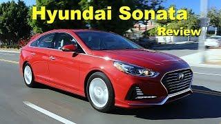 2018 Hyundai Sonata – Review and Road Test