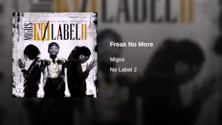 Freak No More