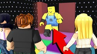 CRASHING ROBLOX DATER PARTIES