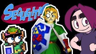 Sequelitis - ZELDA: A Link to the Past vs. Ocarina of Time
