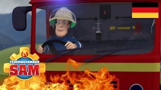 Feuerwehrmann Sam Wutz Deutsch Neue Episoden   Cartoon für Kinder   Norman Man und Atomic Boy