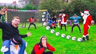 SIDEMEN CHRISTMAS FOOTBALL CHALLENGES
