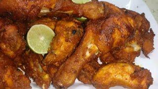 Extra Crispy Chicken Fry