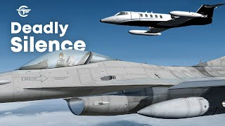 A Doomed Aircraft Is Left to Fly Until it Runs Out of Fuel | Fatal Silence | 4K