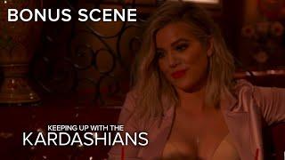 KUWTK | Khloé Kardashian Considers Big Boobs | E!