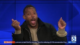 """Marlon Wayans on How he Relates to his Role on """"Marlon"""""""