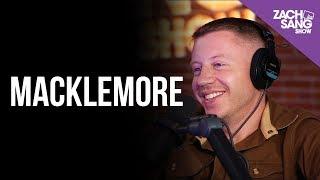 Macklemore talks Gemini, Kesha and Travis Scott