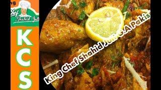 Koyla Karahi by king chef shahid jutt