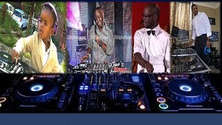 Who is better on ECHO EFFECT: dj Arch Jnr, father of Arch Jnr, Black Coffee or Shimza
