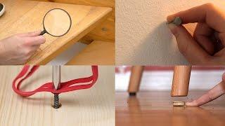 Diese Heimwerker-Tricks so einfach wie genial!