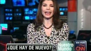 CES 2011: Luis GyG en CNN en Español (Nuestro Mundo, con Patricia Janiot) 5-6 de enero