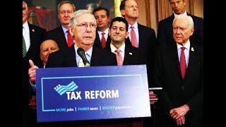 VICIOUS Republican Tax Plan Passes House