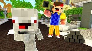 REWINSIDE ESKALIERT! - Minecraft HELLO NEIGHBOR / HELLO NEIGHBOR MINECRAFT