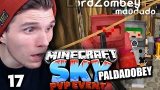 AUS FREUNDEN WERDEN FEINDE! & DIE TERRA RÜSTUNG! ✪ Minecraft Sky PVP #17   Paluten