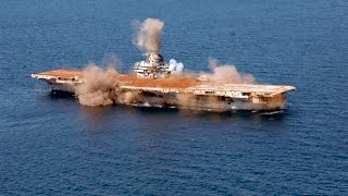 USS Oriskany Sunk and becomes Artificial Reef
