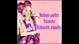 Cherrybelle   Bukan Cinderella with Lyrics
