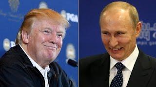 Trump praises Putin