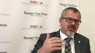 Wahl in Tittling: Bürgermeister-Kandidat Ulrich Swoboda