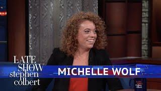 Michelle Wolf: Wonderwoman Has Lousy Powers