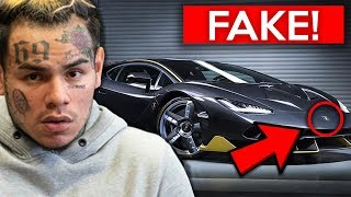 10 Rappers EXPOSED For Fake Flexing... (6ix9ine, Lil Pump, Tyga & MORE!)