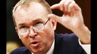 Mulvaney Requests ZERO Dollars To Fund CFPB