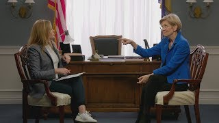 Persisting 101 with Elizabeth Warren | June 28, 2017 Act 3 | Full Frontal on TBS