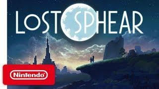LOST SPHEAR - A New Moon Rises Launch Trailer - Nintendo Switch