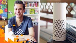 BEGEISTERT: Amazon Echo ausprobiert!