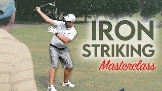 Golf Iron Striking Masterclass!