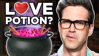 Testing Weird Love Spells