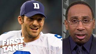 Jerry Jones should hire Tony Romo - Stephen A. Smith   First Take