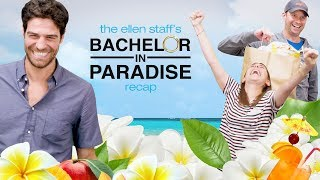 The Ellen Staff's 'Bachelor in Paradise' Recap Special: Bag-Off Competition with Grocery Store Joe!
