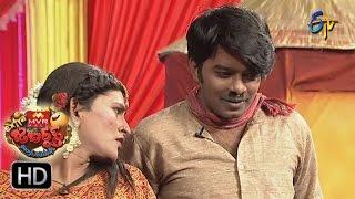 Sudigaali Sudheer Performance | Extra Jabardsth | 30th  December 2016| ETV  Telugu