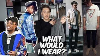 WHAT WOULD I WEAR TO A PARTY WITH JADEN SMITH AND QUAVO!?