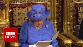 LIVE: State Opening of Parliament, The Queen