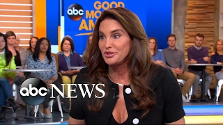 Caitlyn Jenner talks about