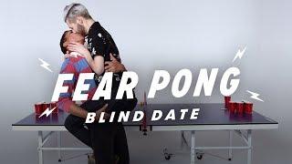 Blind Dates Play Fear Pong (Braidon vs. Curtis)