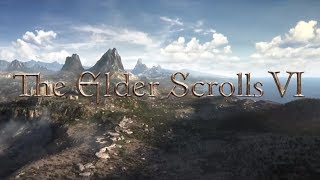 Elder Scrolls VI Announced!