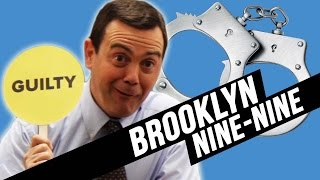 The Cast Of Brooklyn Nine-Nine Plays Never Have I Ever